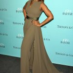 Iman At Harper Bazaar 150th Anniversary Celebration