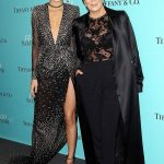 Kendall & Kris Jenner At Harper Bazaar 150th Anniversary Celebration