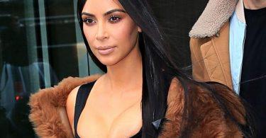 American Actress Kim Kardashian's Dieting Tips