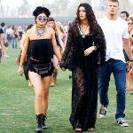 Kylie & Kendall Jenner Coachella Style