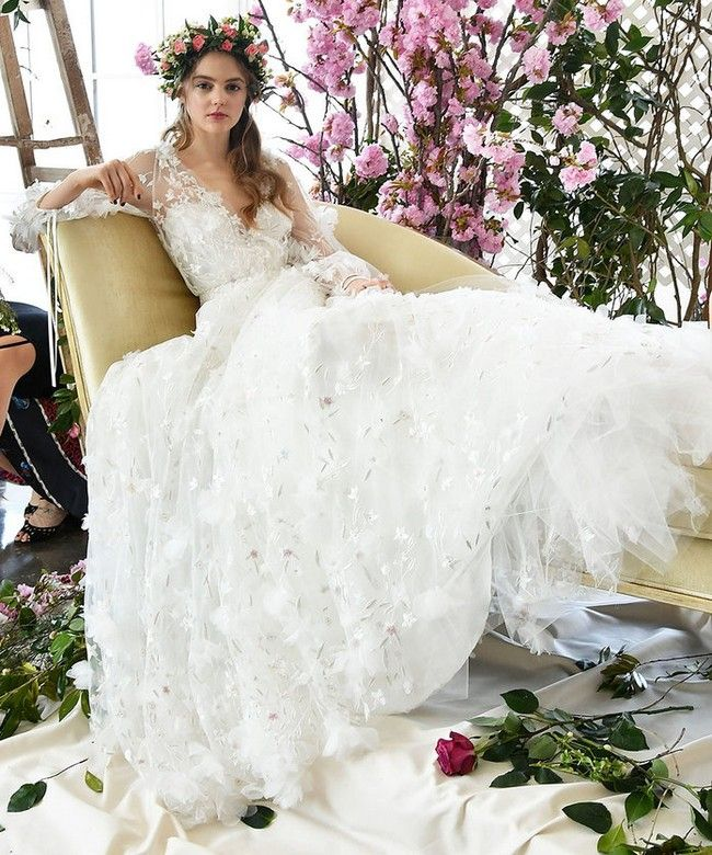 MARCHESA NOTTE BRIDAL Fairy Tale Wedding Dresses