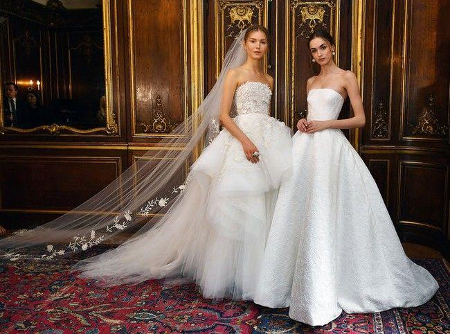 OSCAR DE LA RENTA Fairy Tale Wedding Dresses
