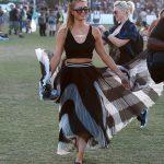 Paris Hilton Coachella Style