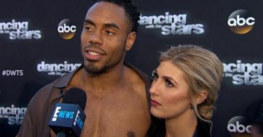 Rashad Jennings on His Emotional Dancing With the Stars Performance