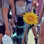 Vanessa Hudgens Coachella Style
