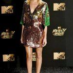 Allison Williams MTV Movie & TV Awards 2017 Best Dressed