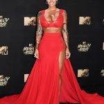 Amber Rose MTV Movie & TV Awards 2017 Best Dressed