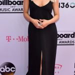BEBE REXHA Billboard 2017 Music Awards Red Carpet