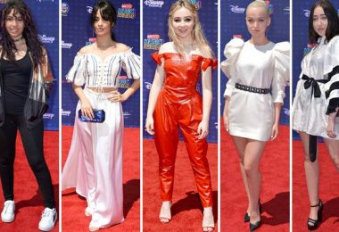 Best Dressed Stars 2017 Radio Disney Music Awards