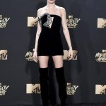 Cara Delevinge MTV Movie & TV Awards 2017 Best Dressed