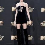 Cara Delevinge MTV Movie & TV Awards 2017 Best Dressed