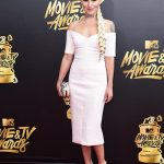Carly Aquilino MTV Movie & TV Awards 2017 Best Dressed