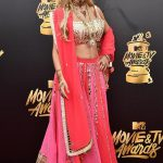 Farrah Abraham MTV Movie & TV Awards 2017 Best Dressed