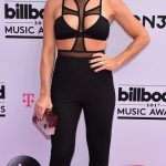 JESSE JAMES DECKER Billboard 2017 Music Awards Red Carpet