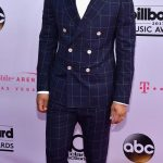 JOHN LEGEND Billboard 2017 Music Awards Red Carpet