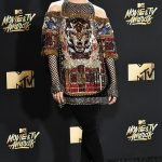 Jasmine Sanders MTV Movie & TV Awards 2017 Best Dressed
