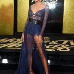 Jasmine Tookes MTV Movie & TV Awards 2017 Best Dressed
