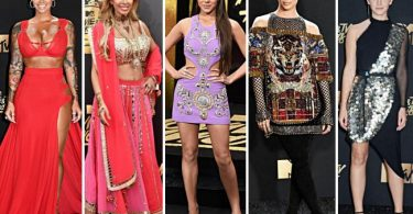 MTV Movie & TV Awards 2017 Best Dressed