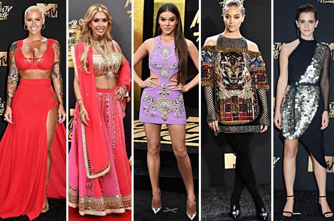 MTV Movie & TV Awards 2017 Best Dressed