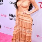 NICOLE SCHERZINGER Billboard 2017 Music Awards Red Carpet