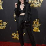 Noah Cyrus MTV Movie & TV Awards 2017 Best Dressed
