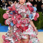 Rihanna 2017 Met Gala Red Carpet