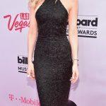 SARA FOSTER Billboard 2017 Music Awards Red Carpet