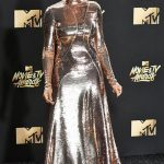 Taraji P. Henson MTV Movie & TV Awards 2017 Best Dressed
