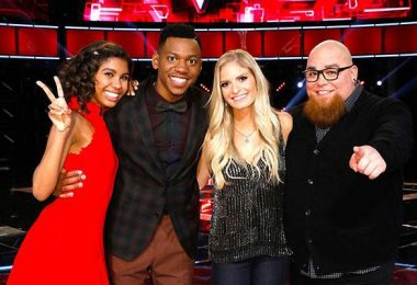 The Voice Season 12 Finale Pics