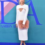 Hailey Baldwin CFDA Awards Red Carpet 2017 Photos