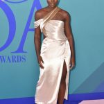 Lupita Nyong'o CFDA Awards Red Carpet 2017 Photos