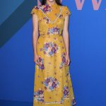 Rowan Blanchard CFDA Awards Red Carpet 2017 Photos