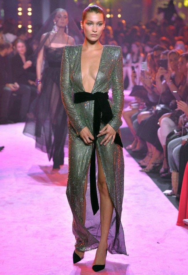 Alexandre Vauthier Paris Haute Couture Week