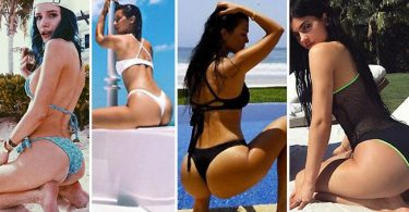 Celebrities Sexiest Back Arch Pics