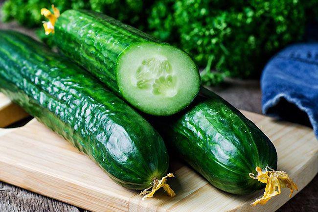 Cucumber for Hair Growth