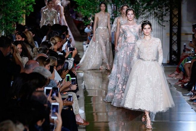 Dreamiest Dresses at Paris Haute Couture Week