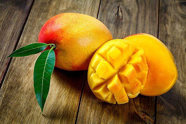 Mango Skin Edible