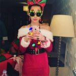 Miley Cyrus Sexy Mirror Selfie