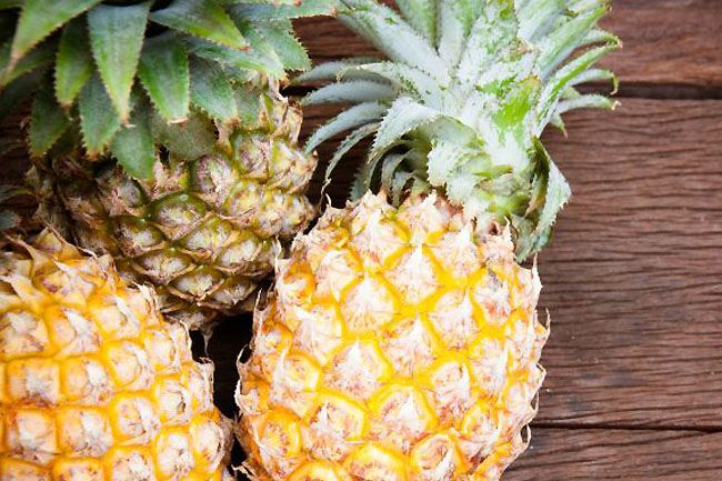 Pineapple Face Mask Benefits