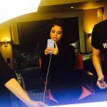 Selena Gomez Sexy Mirror Selfie