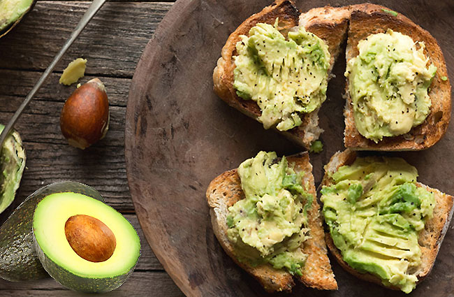 Avocado Toast Weight Loss