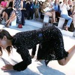 Bella Hadid Falls Wild Fashion Week Mishaps