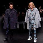 Ben Stiller & Owen Wilson at Valentino Zoolander