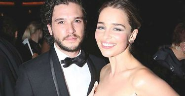 Emilia Clarke & Kit Harington Cutest Moments