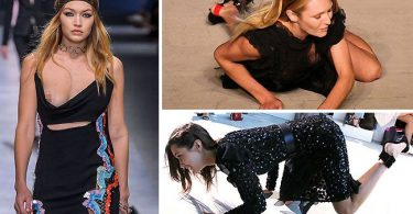 Fashion Week's Most Shocking Moments