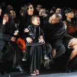 North West Throws Tantrum at NYFW Kim Kardashian North West