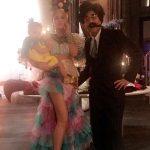Chrissy Teigen, John Legend & Luna in Halloween Costumes 2017