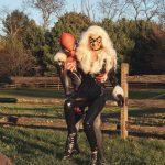 GIGI HADID and ZAYN MALIK in Halloween Costumes 2017