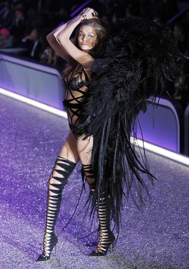 Gigi Hadid Not Walking In Victoria's Secret Fashion Show