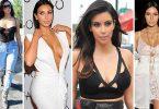 Kim Kardashian Sexiest Outfits